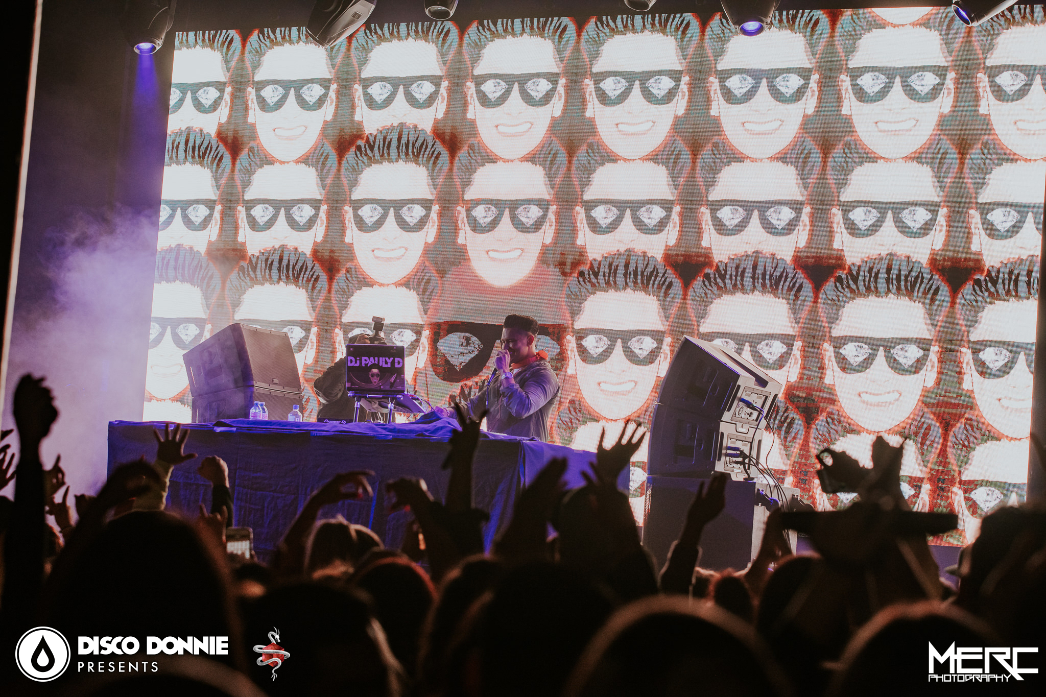 Photos from DJ Pauly D at Roseland Theater
