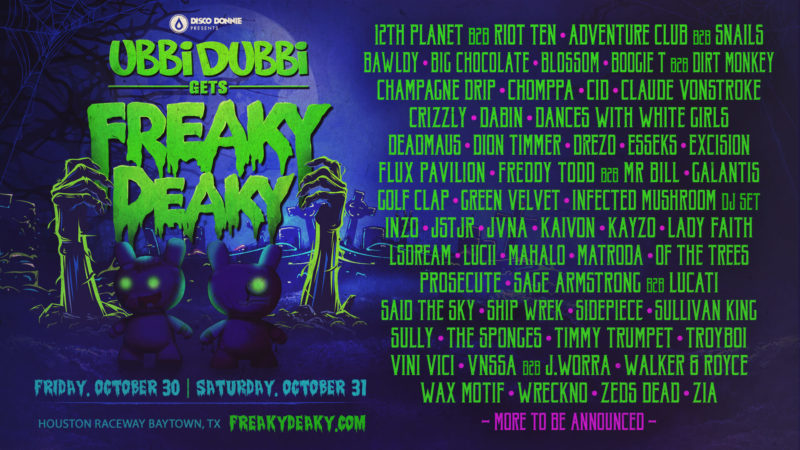 ubbi dubbi gets freaky deaky phase 1