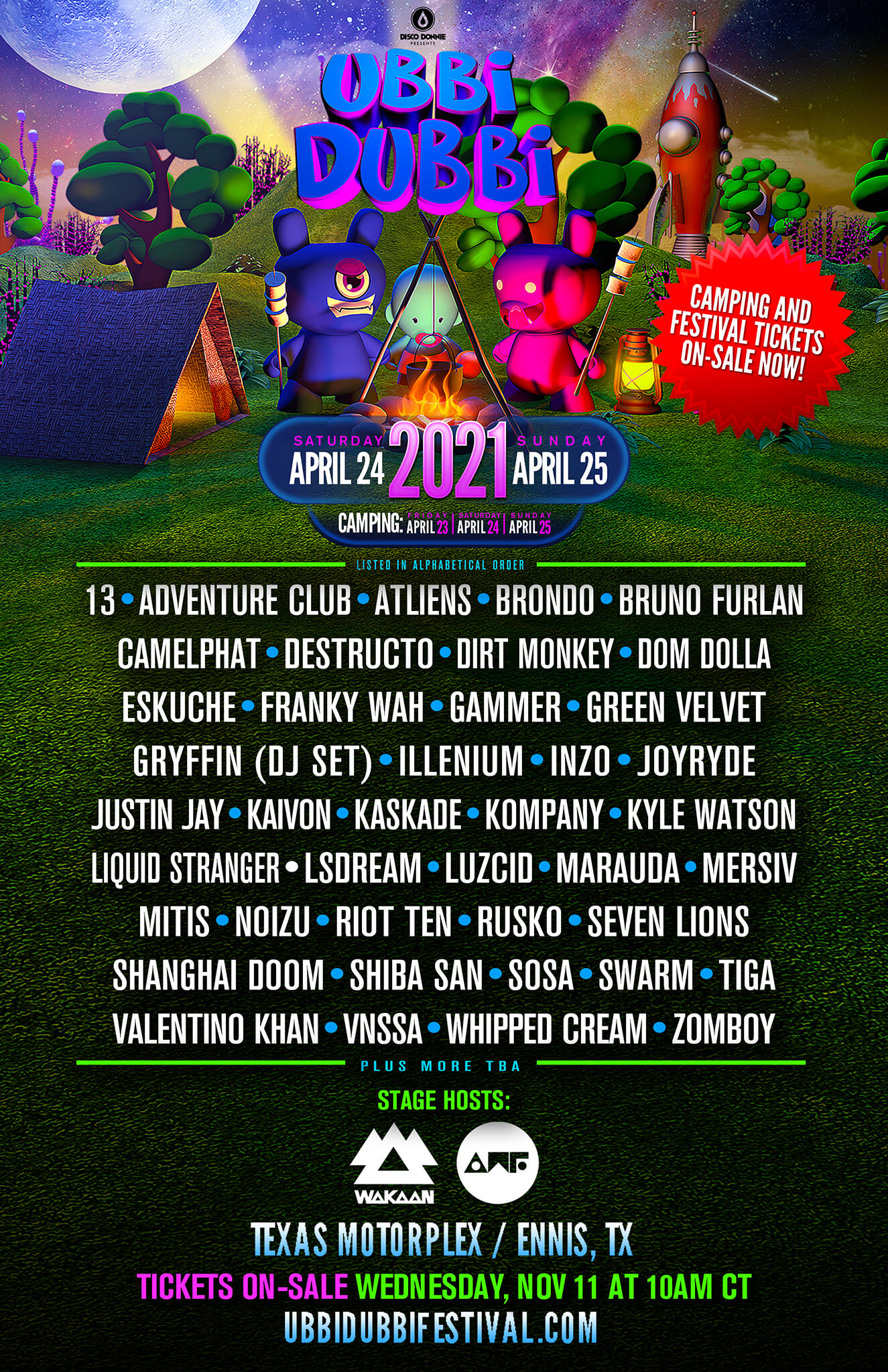 ubbi dubbi festival 2021