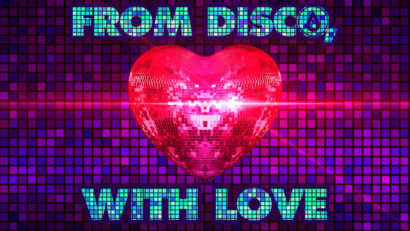 from disco with love