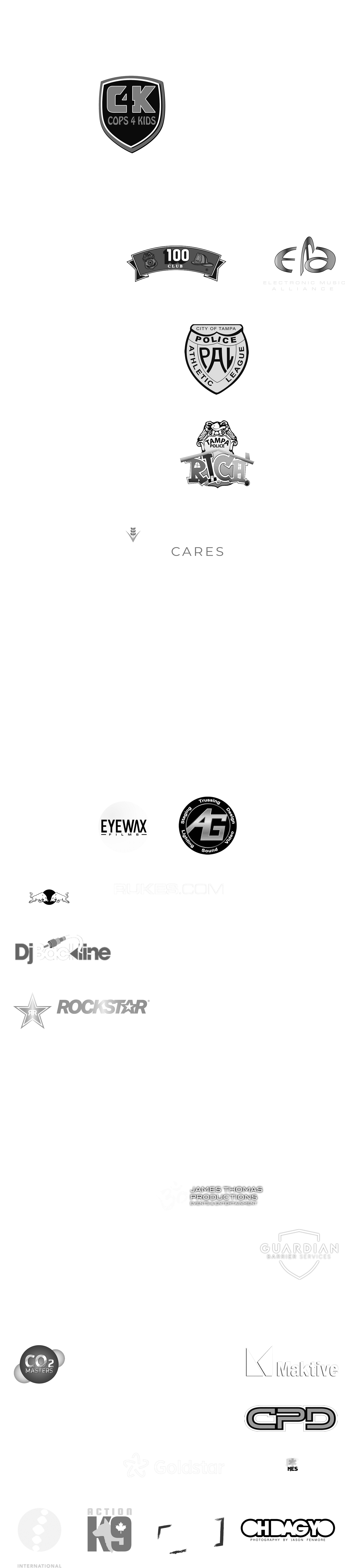 Partners of Disco Donnie Presents