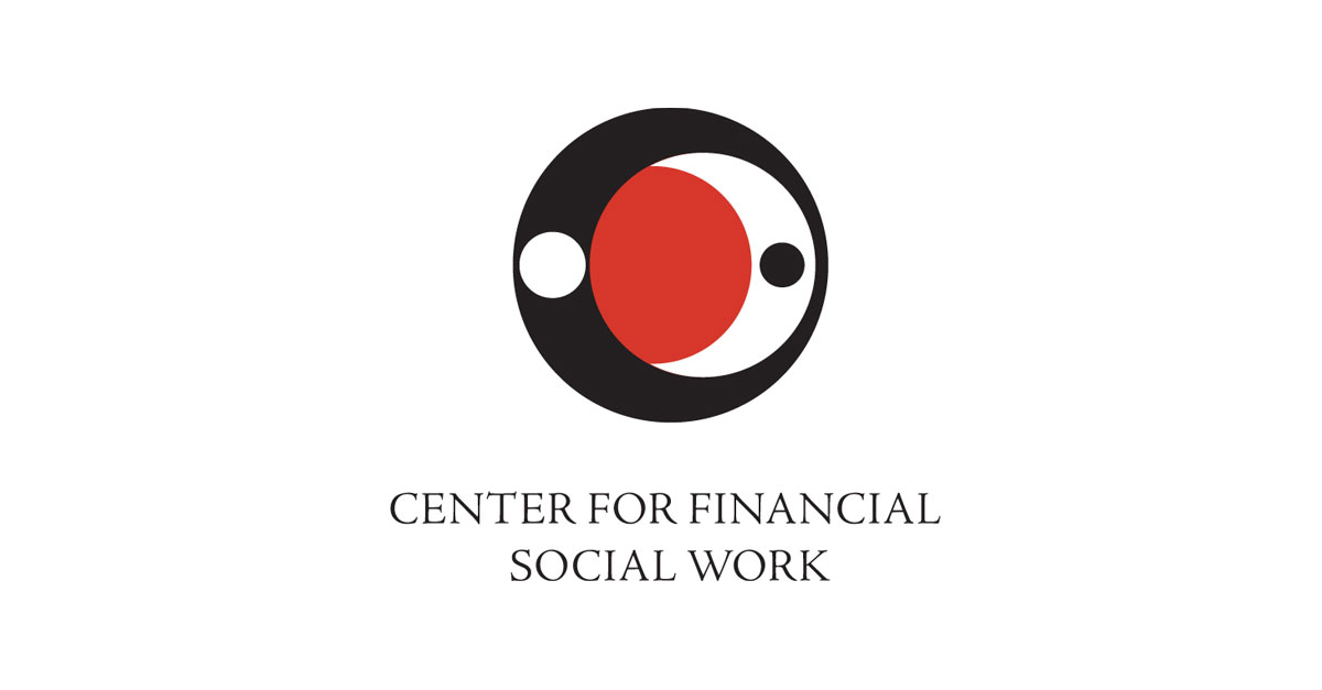 Center for Financial Social Work logo