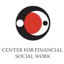 Center for Financial Social Work logo