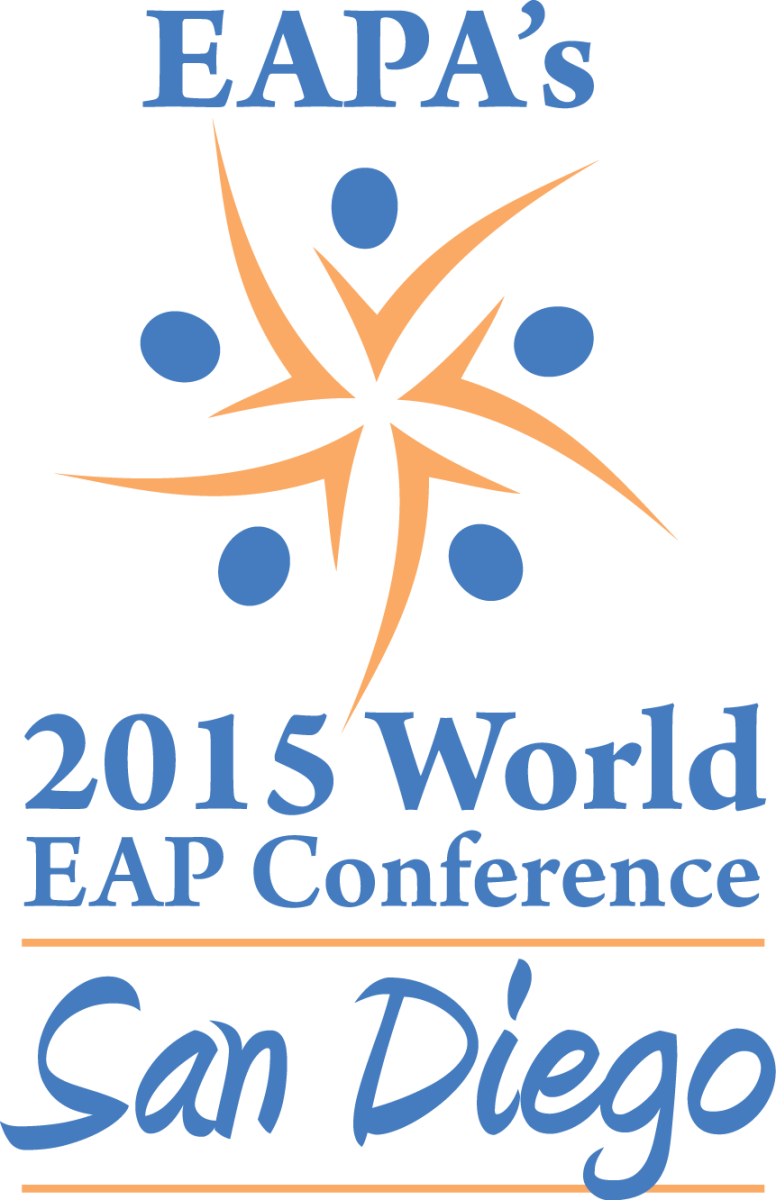 EAPA's 2015 World EAP Conference logo