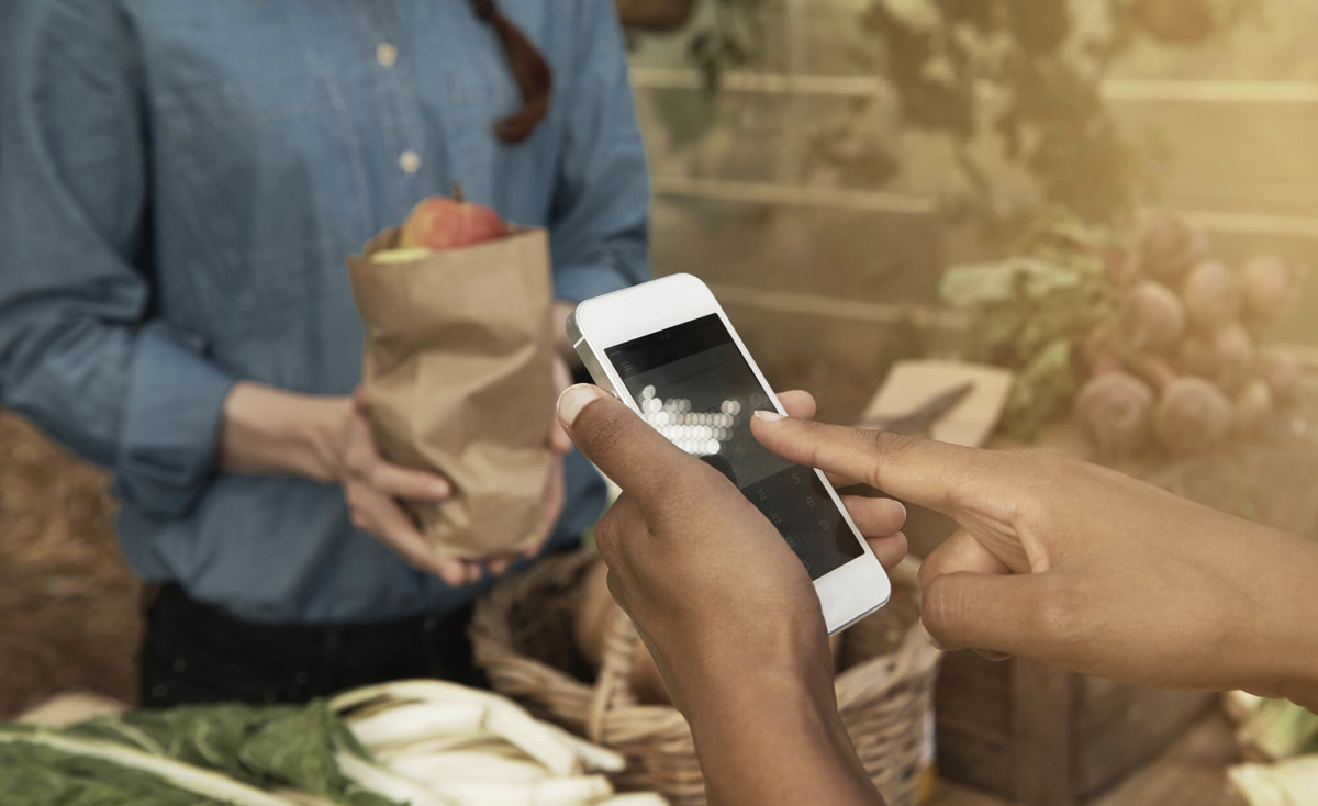 Purchasing anywhere anytime has never been easier