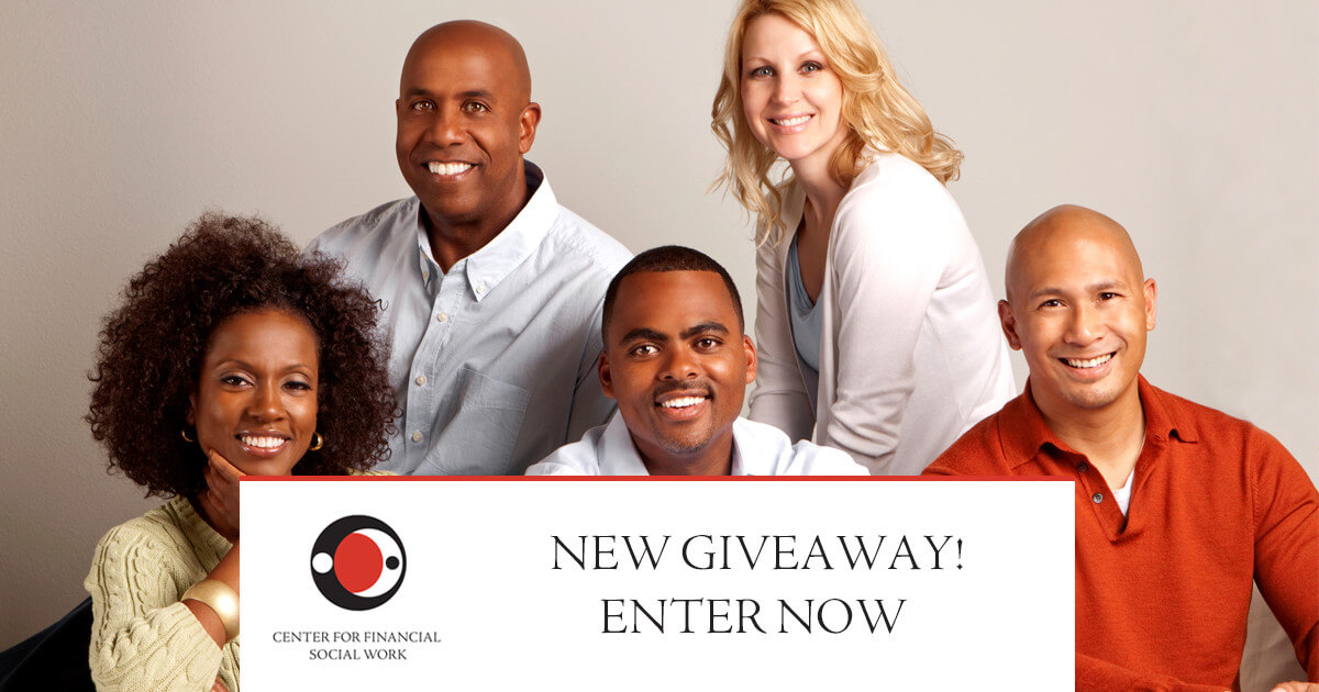 New Giveaway: Financial Social Work Certification Enrollment