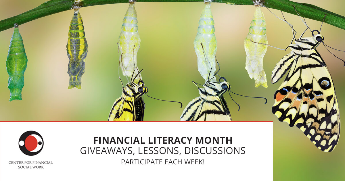 Financial Literacy Month A Collaborative Approach to Financial Wellbeing