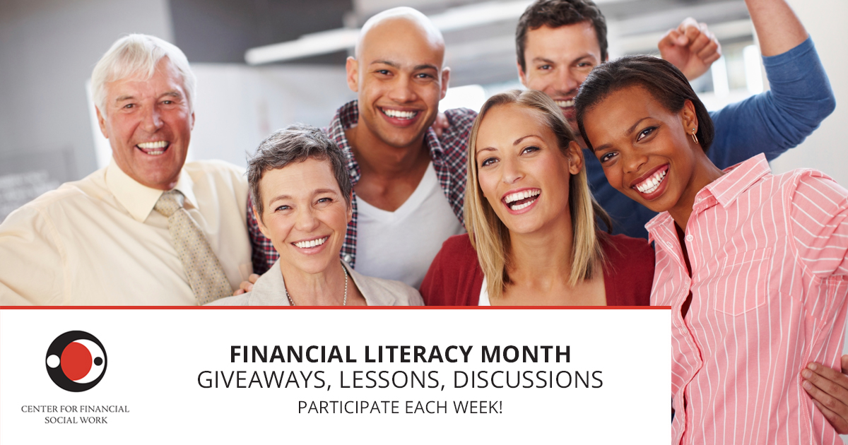 financial literacy month celebration