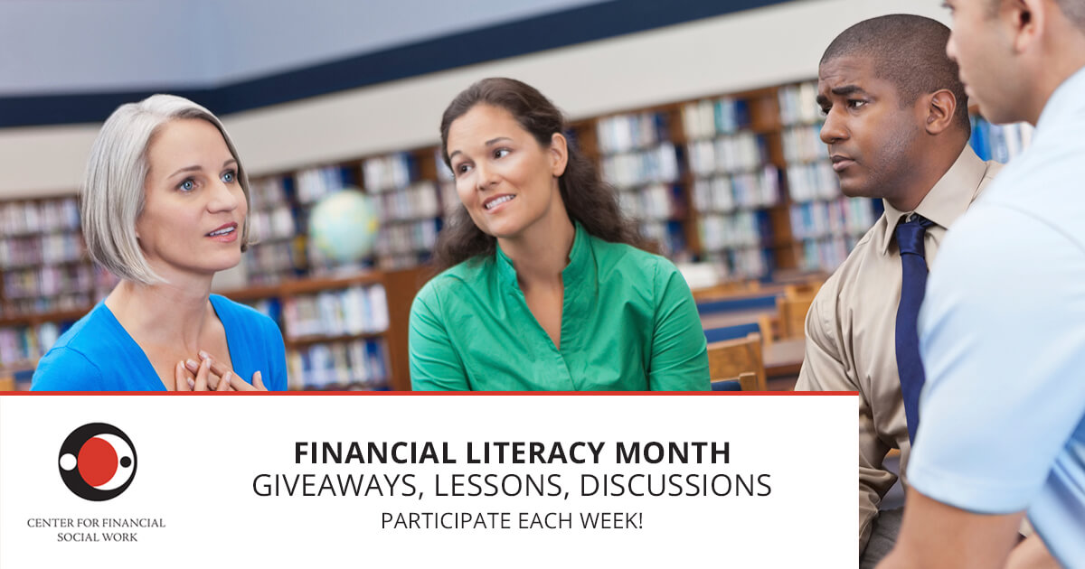Financial Literacy Month: The Transtheoretical Model (TTM) of Behavioral Change