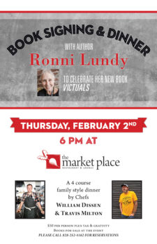Victuals Book Dinner poster