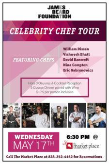 James Beard Foundation Celebrity Chef Tour 2017