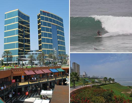 Larcomar - Lima - Peru