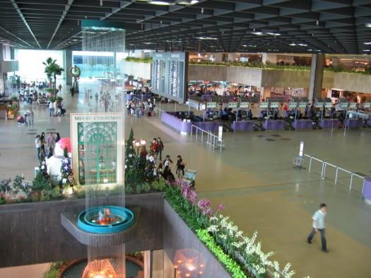 Aeroporto Changi2