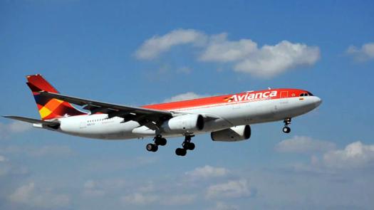 Avianca_-_Airbus_A330