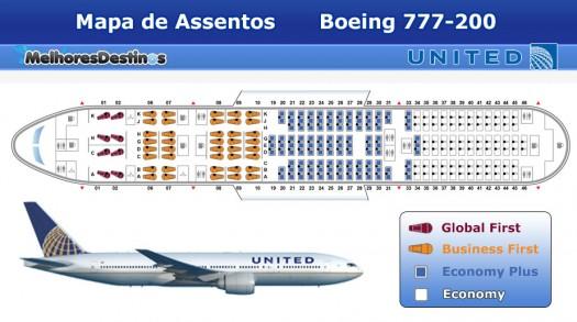 2- Mapa de Assentos