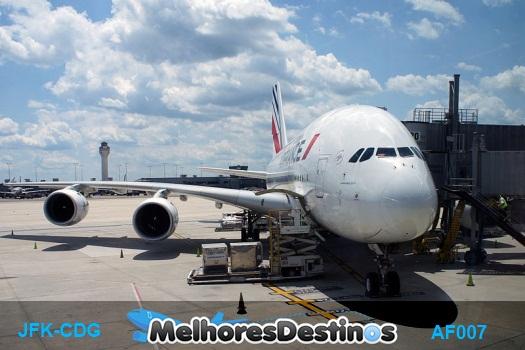 Air France A380 Capa