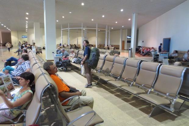 10 - Poltronas de Descanso em Domodedovo
