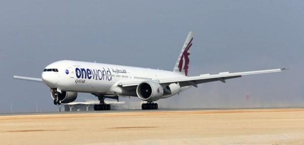 Qatar Airways_oneworld