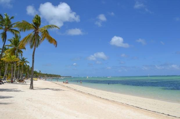Praia de Bavaro em Punta Cana