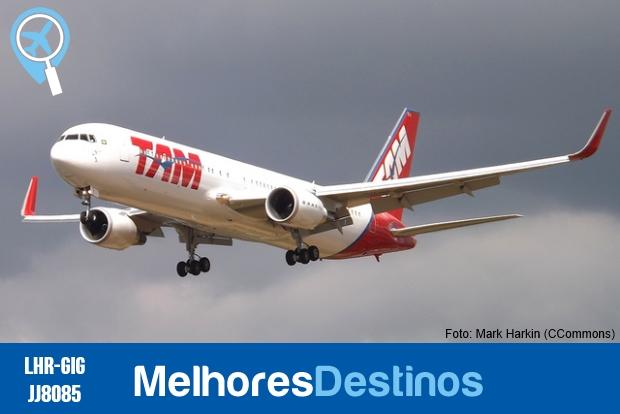 Novo 767 TAM - avaliacao