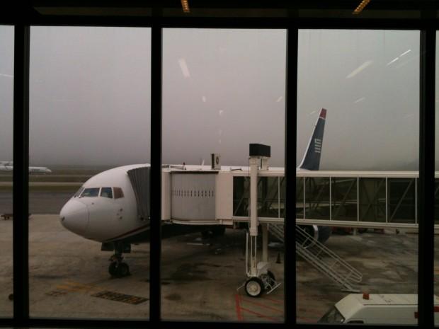 Aeronave N246AY - voo da ida em Guarulhos