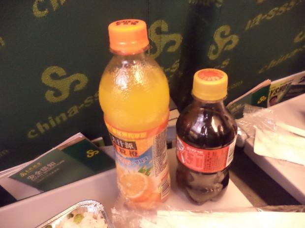 avaliacao-spring-airlines-bebida