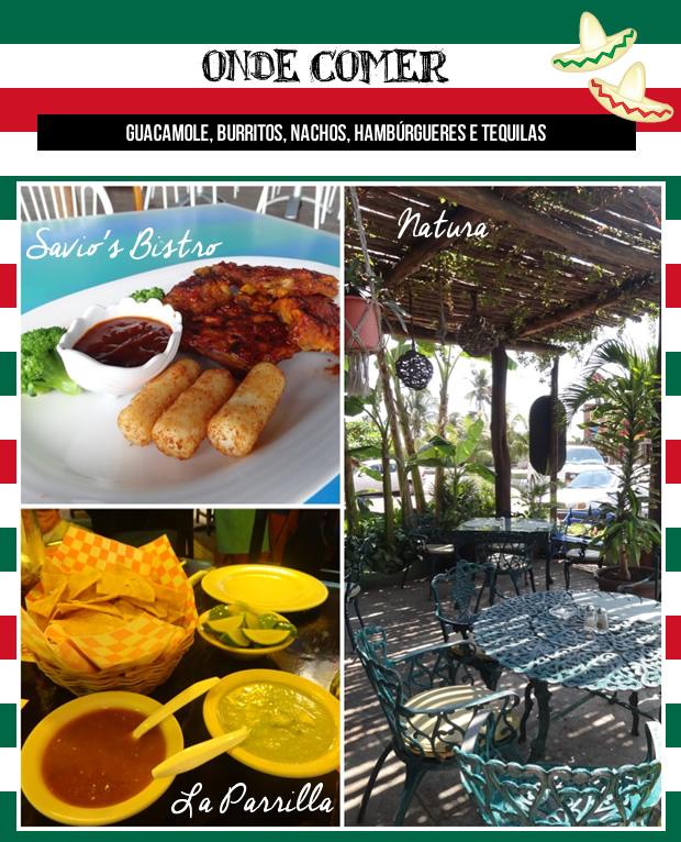 onde comer em cancun