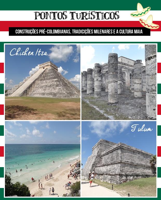 cancun pontos turísticos