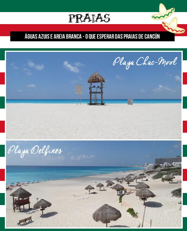 cancun praias
