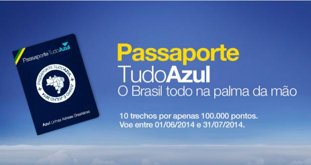 Passaporte TudoAzul