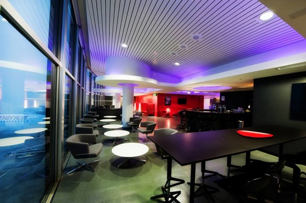 Sala VIP em Los Angeles