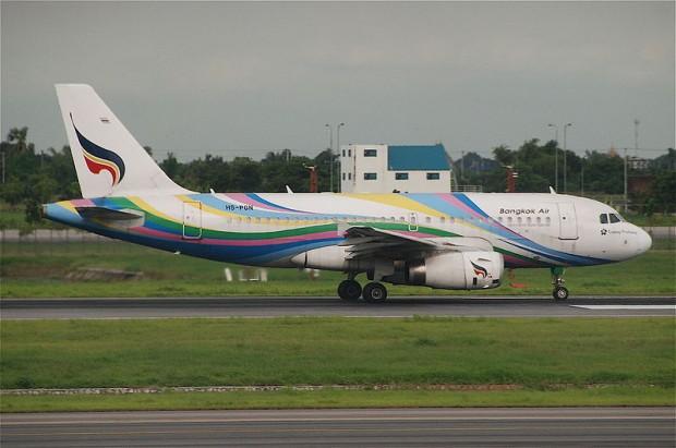 Bangkok Airways-aviao1