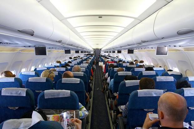Bangkok Airways-cabine
