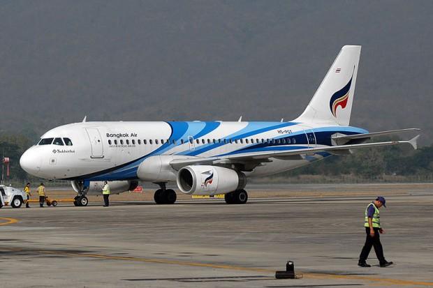 Bangkok Airways-jato