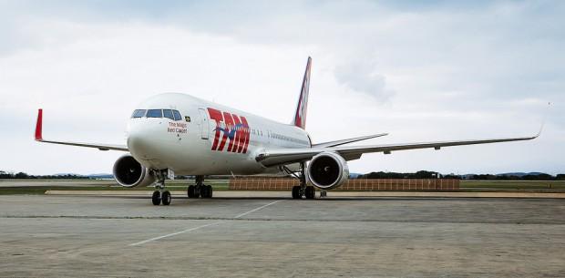 Boeing 767 TAM