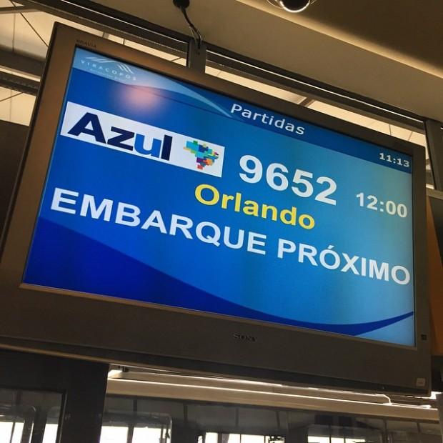 Voo-Azul-Orlando