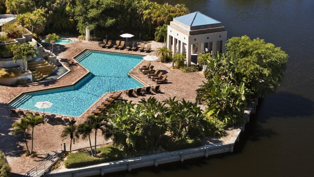 Piscina do The Westin Fort Lauderdale