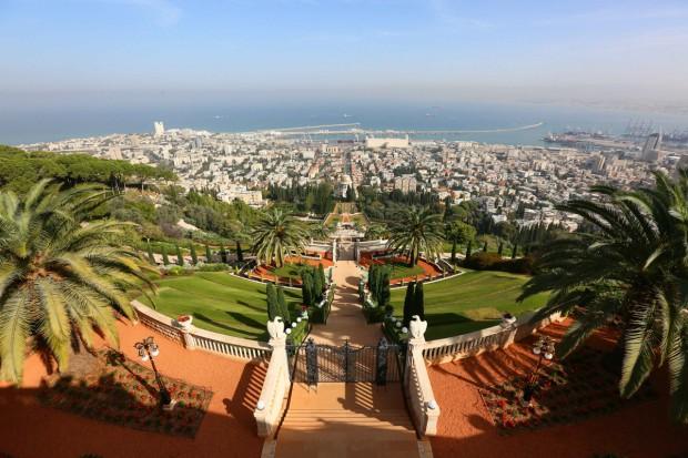 Jardins de Baha'i