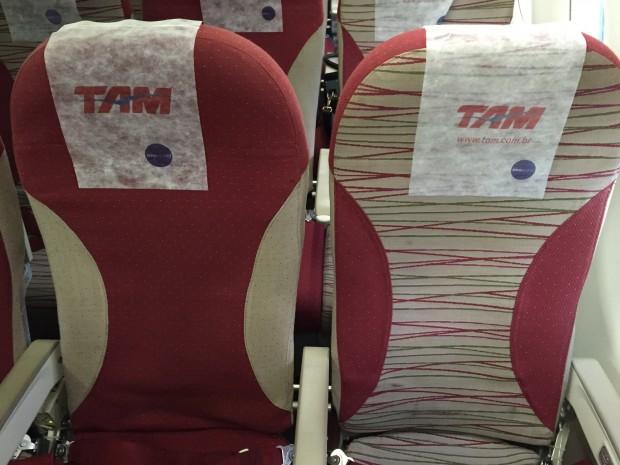 Poltrona-TAM-A320-antiga