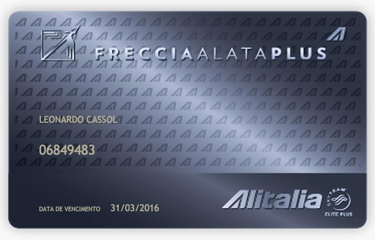 StatusMatch-Alitalia