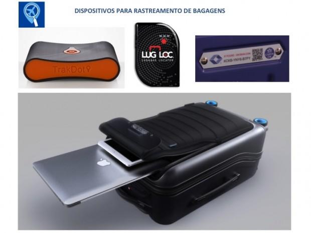 Dispositivos-bagagens
