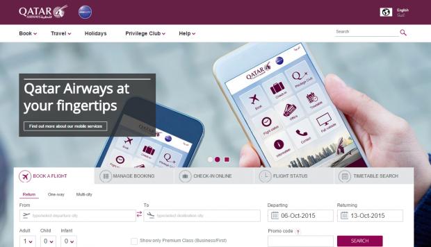 como-e-voar-qatar-website