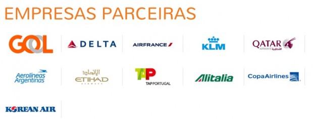 Smiles-parcerias-aereas