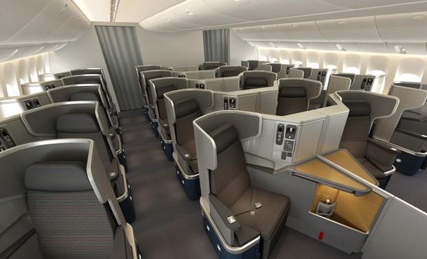 promocao-passagem-classe-executiva-american-airlines