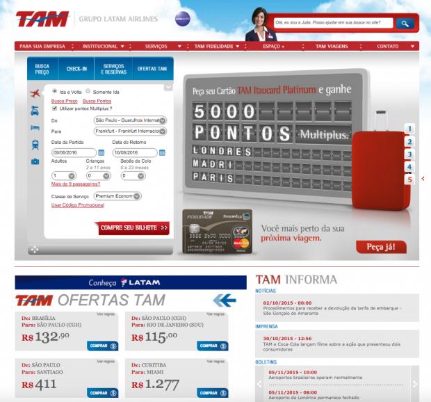 como-e-voar-europa-tam-website