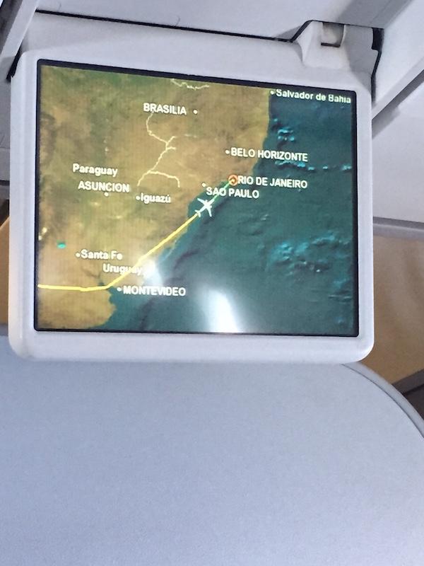 como-e-voar-lan-premium-economy-mapa
