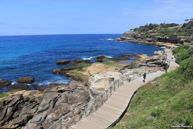 As paisagens australianas certamente são atrativos entre os turistas