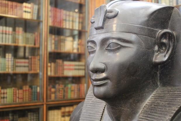 Escultura do Museu Britânico
