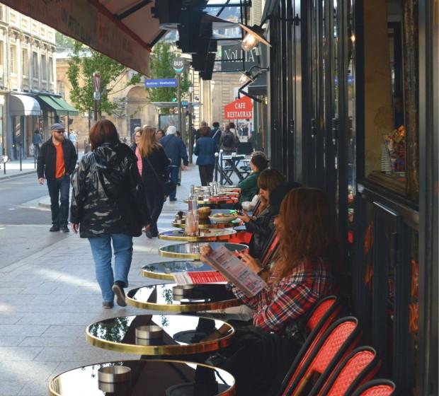 Café de Paris - Le Marais