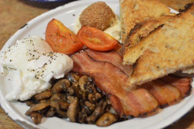 English breakfast, a refeição dos campeões